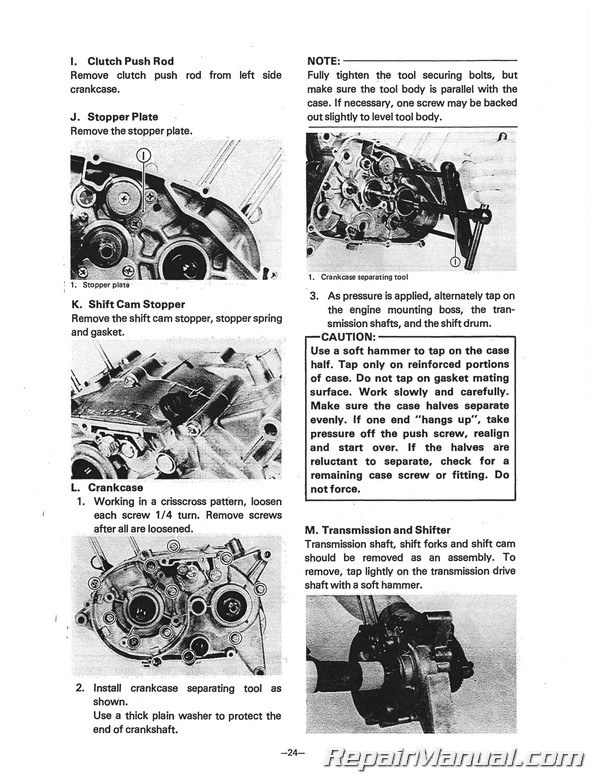 1977 yamaha dt 100 owners manual