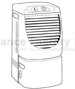 whirlpool dehumidifier wdh70eapw owners manual