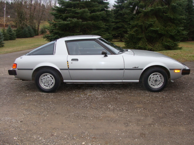 1986 mazda rx7 owners manual