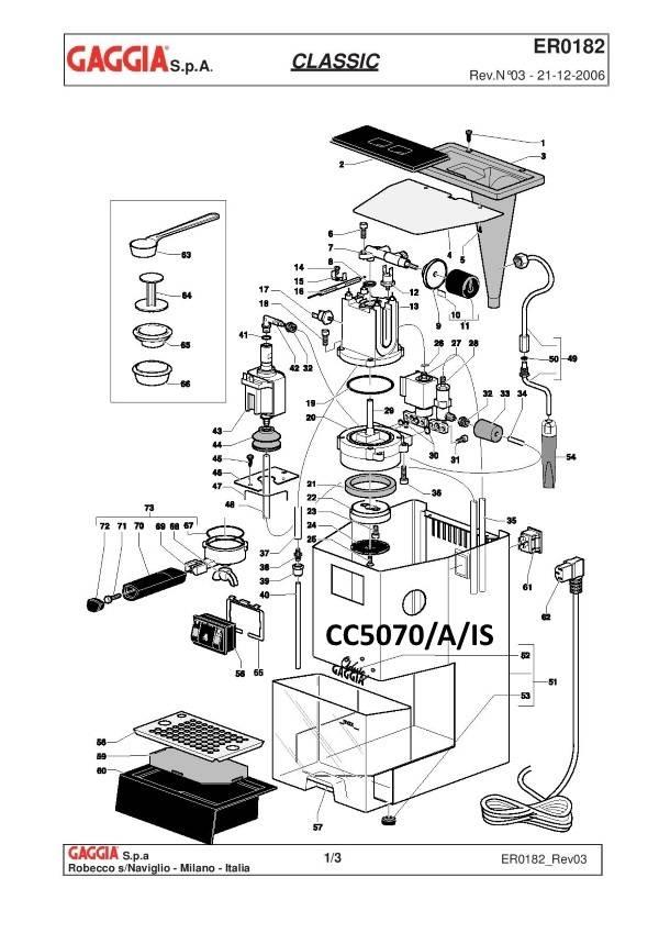 la cimbali m2 barsystem owners manual