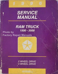 1997 dodge ram 2500 service manual