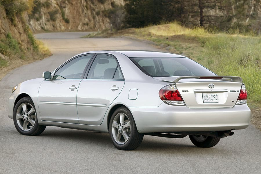 2005 toyota camry service manual