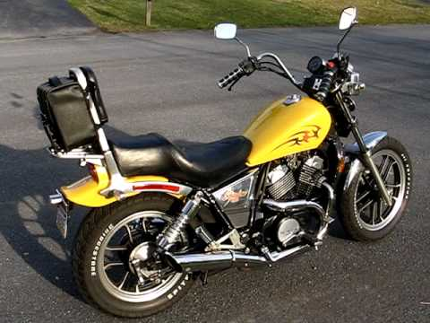 1984 honda shadow vt500c owners manual