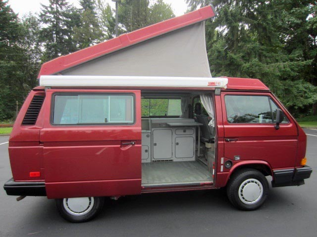 1989 vw vanagon owners manual