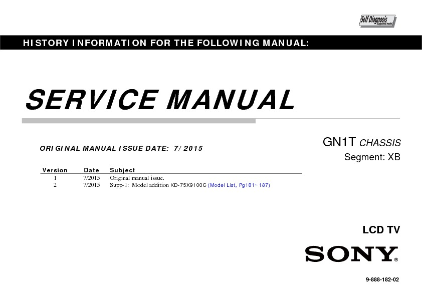 sony nsx 40gt1 owners manual