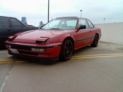 1990 honda prelude owners manual