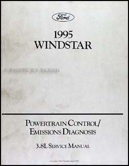 1995 ford windstar owners manual