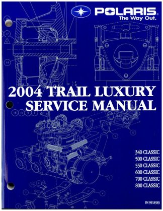 1995 polaris indy 440 owners manual