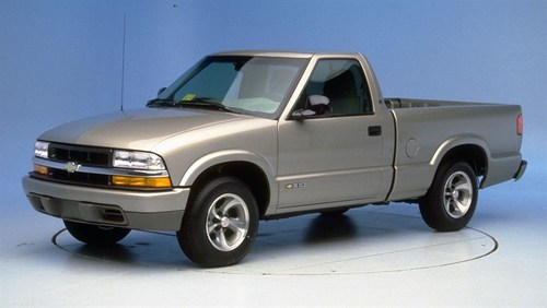 1999 chevy s10 service manual