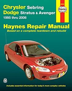 2001 chrysler sebring owners manual pdf