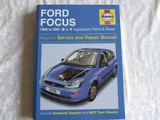 2001 ford focus service manual