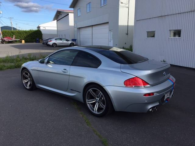 2007 bmw m6 owners manual