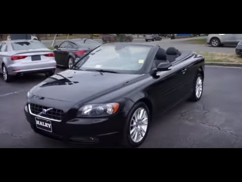 2007 volvo c70 t5 owners manual