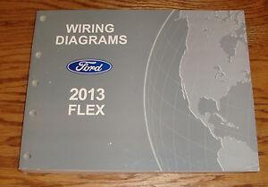 2013 ford flex service manual
