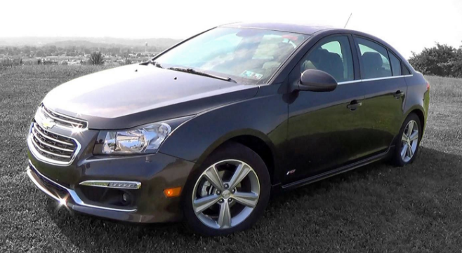2015 chevy cruze lt owners manual