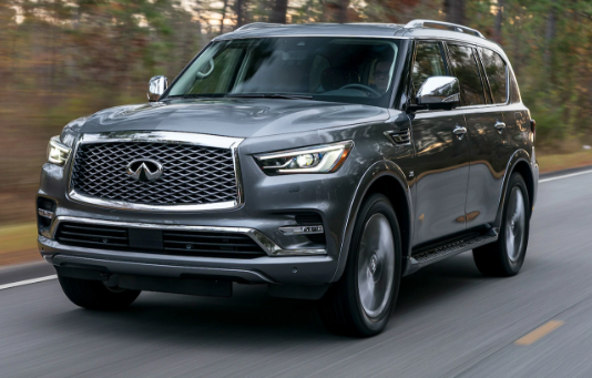 2019 infiniti qx80 owners manual