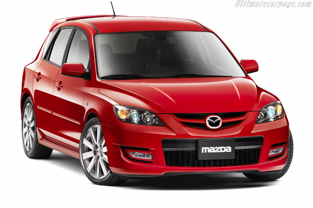 2007 mazdaspeed 3 owners manual