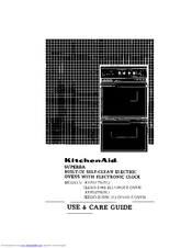 kitchenaid superba oven user manual