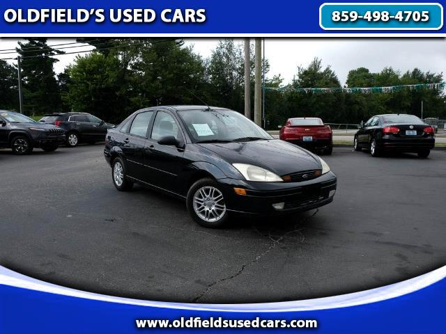 2001 ford focus zts owners manual