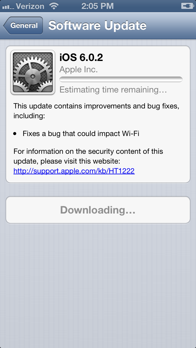 ipad 2 ios manual update