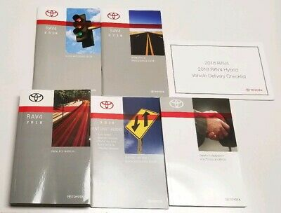2014 toyota rav4 limited owners manual
