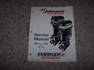 1995 evinrude 25 hp service manual