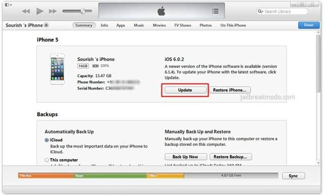 how to install ios 7.1 2 ipsw manually