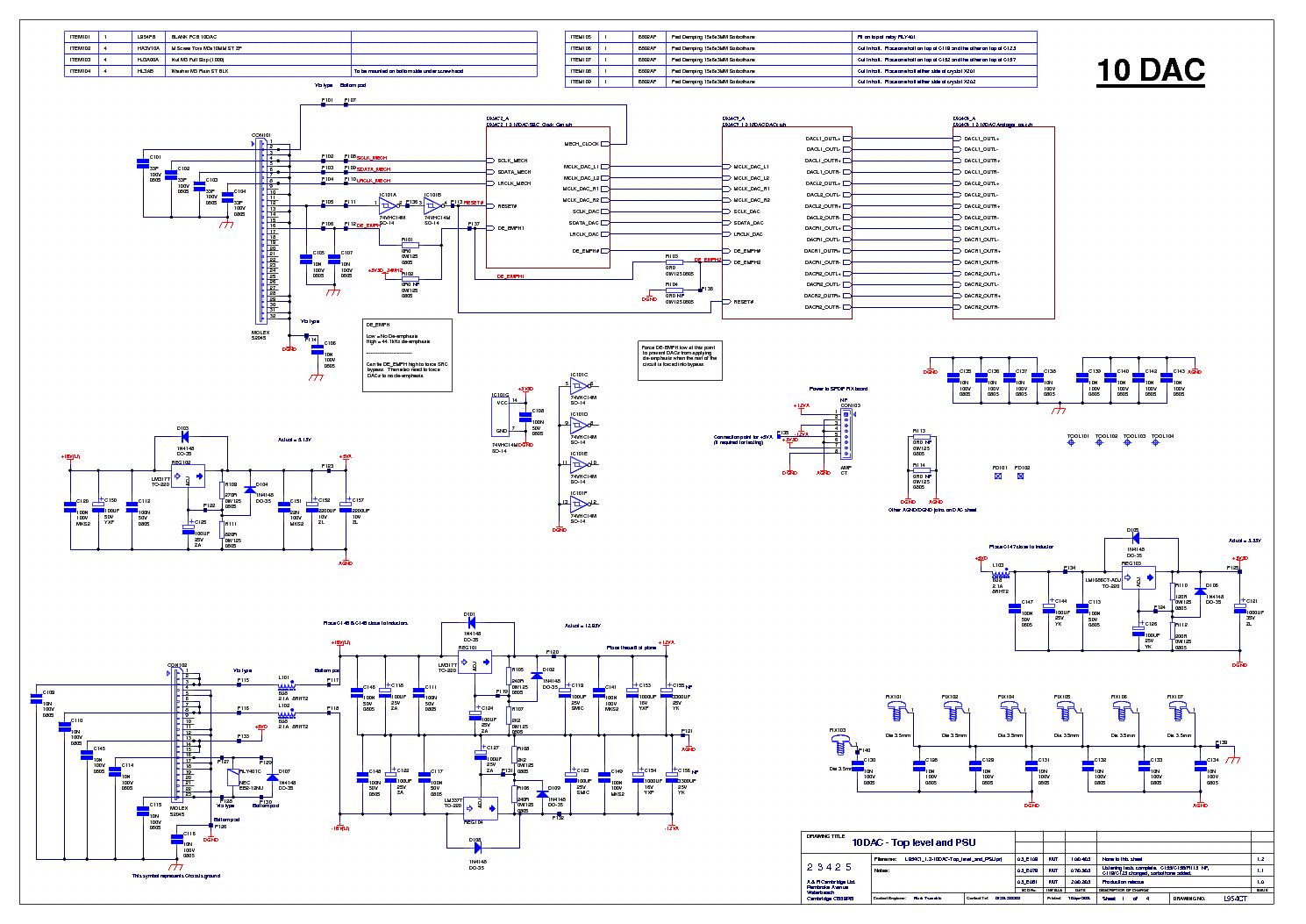 arcam alpha 2 service manual