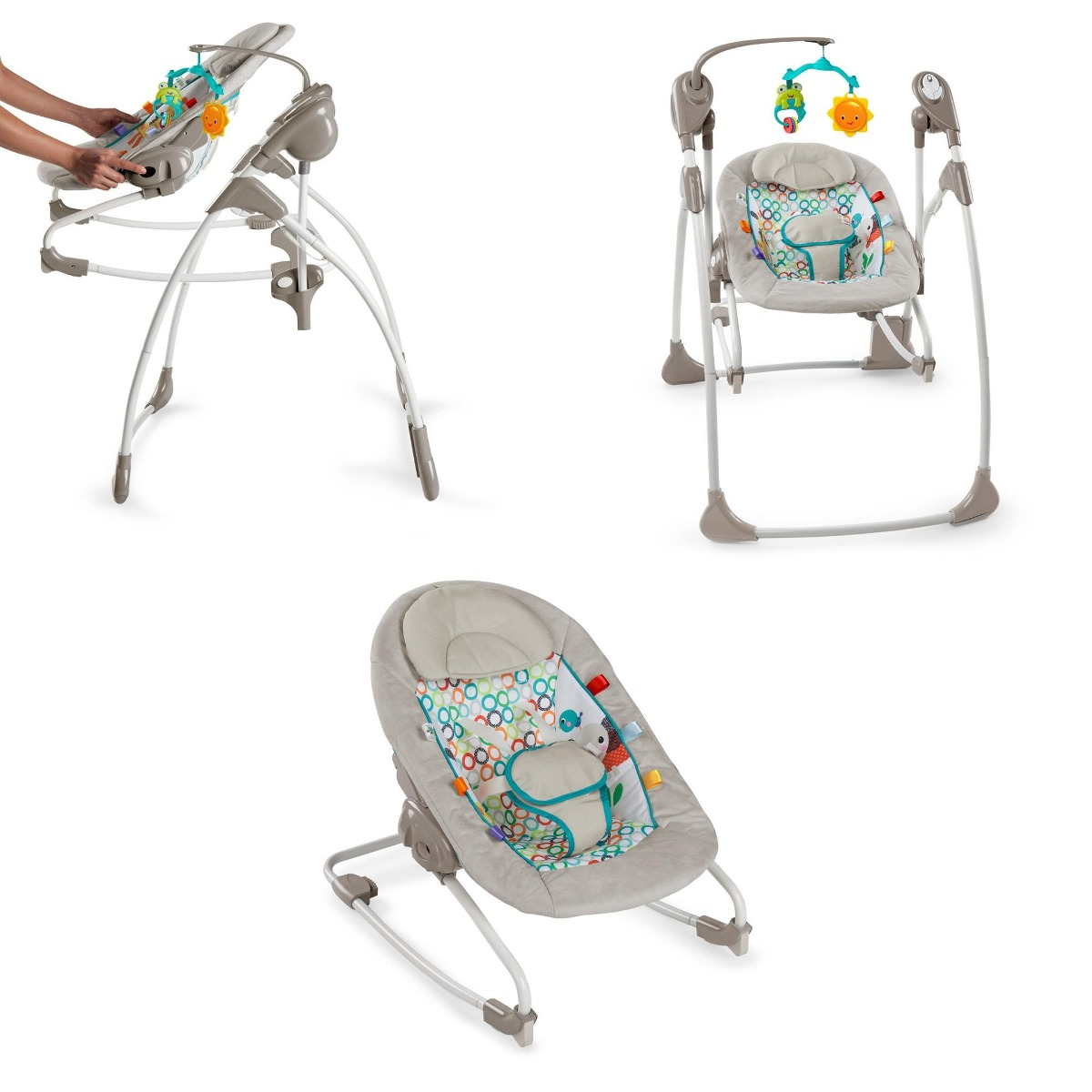 bright starts rock and swing 2 in 1 manual