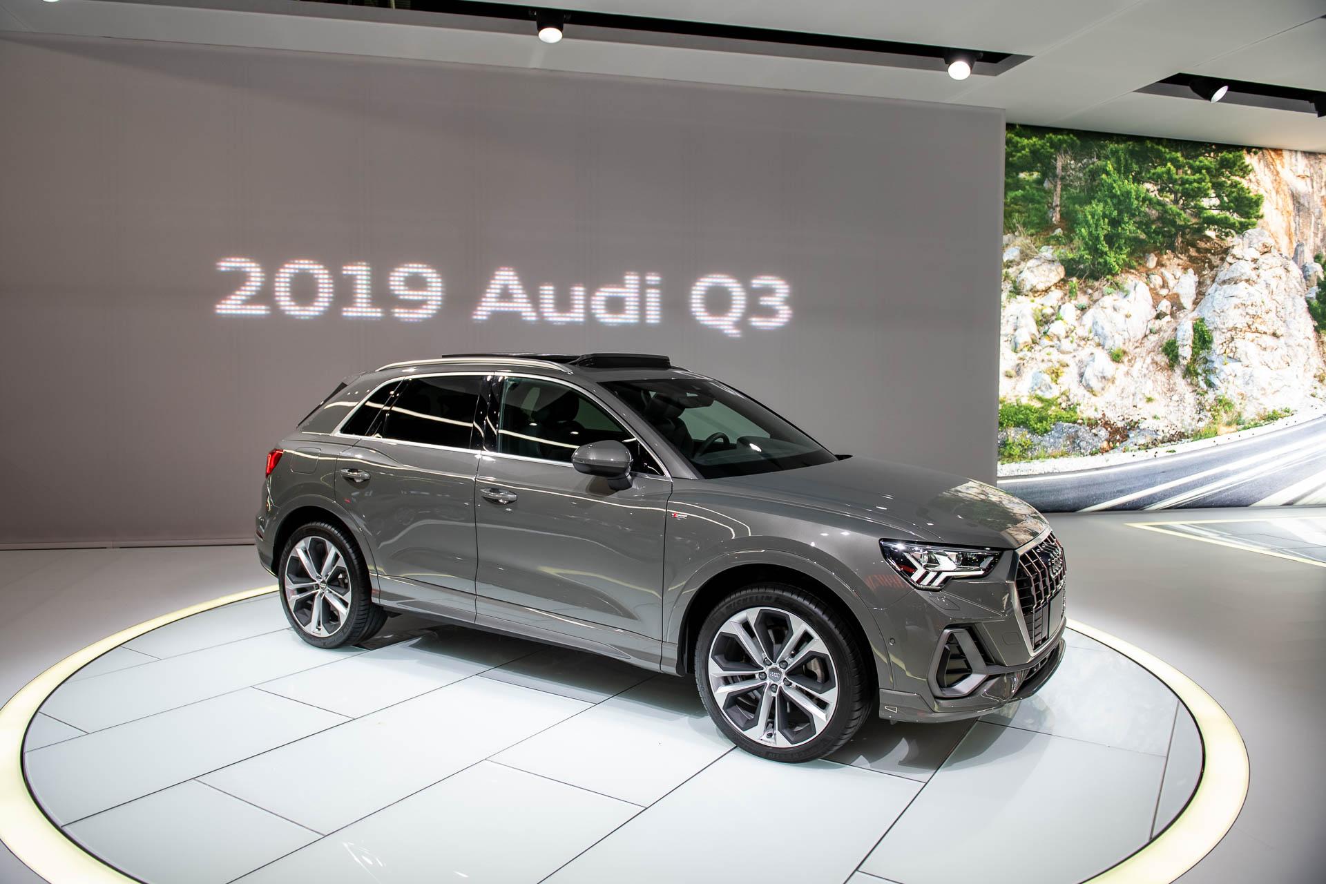 audi q3 owners manual 2019