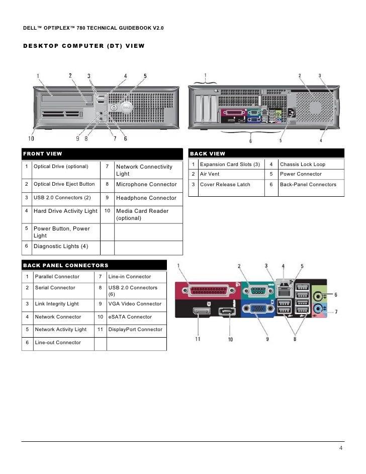 dell optiplex 780 service manual pdf