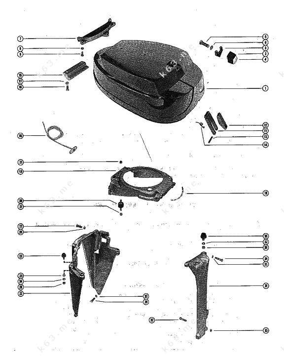 mercury 1150 outboard service manual