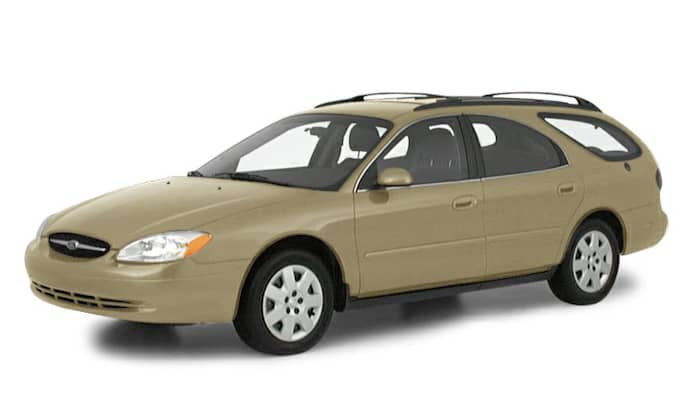 2000 ford taurus se owners manual