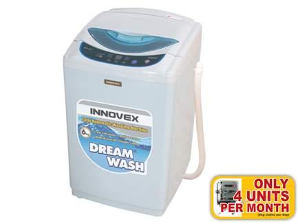 innovex washing machine user manual