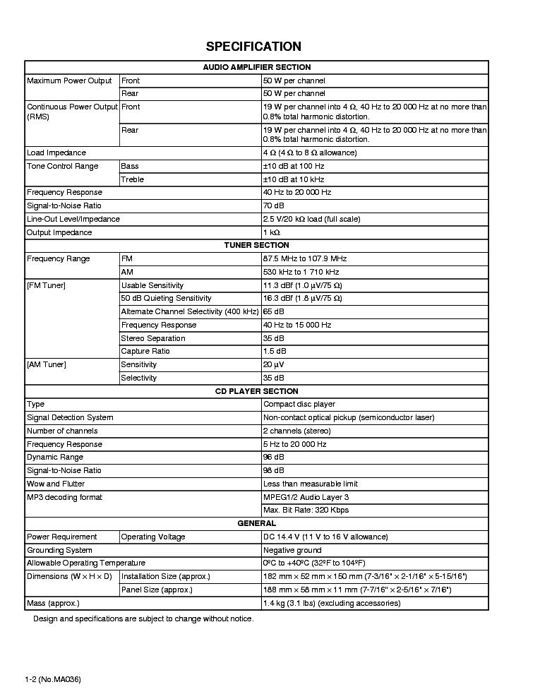 jvc kd g300 owners manual