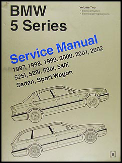 1998 bmw 528i service manual