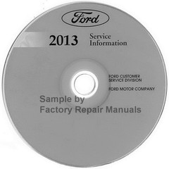 2013 ford f350 owners manual