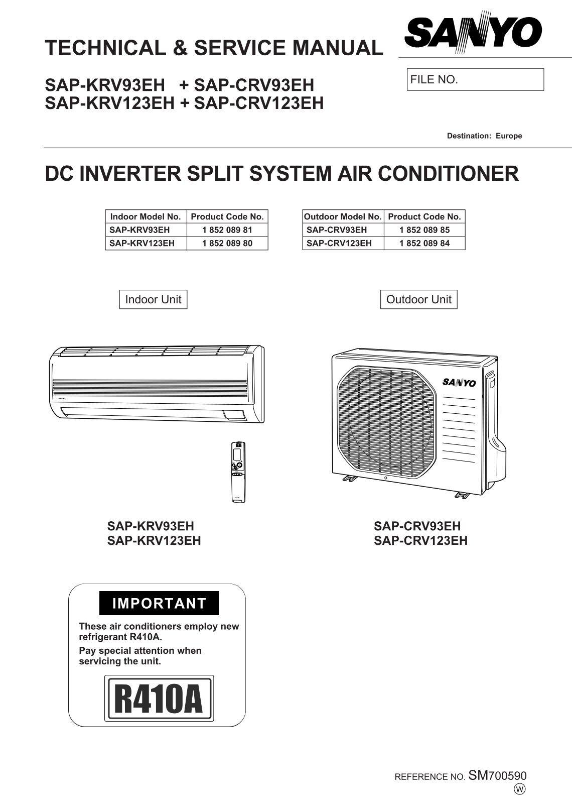 hitachi dc inverter air conditioner user manual