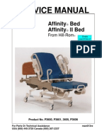hill rom compella bed user manual