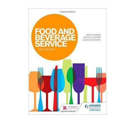 food and beverage services manual