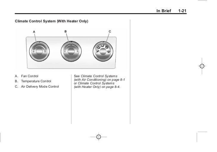 08 chevrolet silverado owners manual