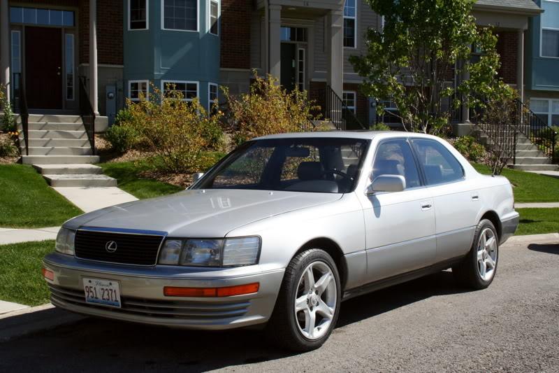 1990 lexus ls400 owners manual
