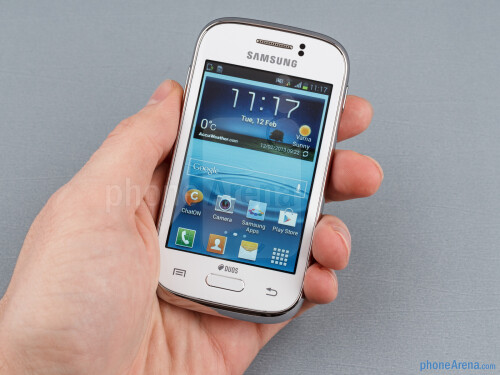 samsung galaxy young gt s5360 user manual