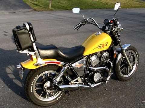 1984 honda shadow vt500c owners manual