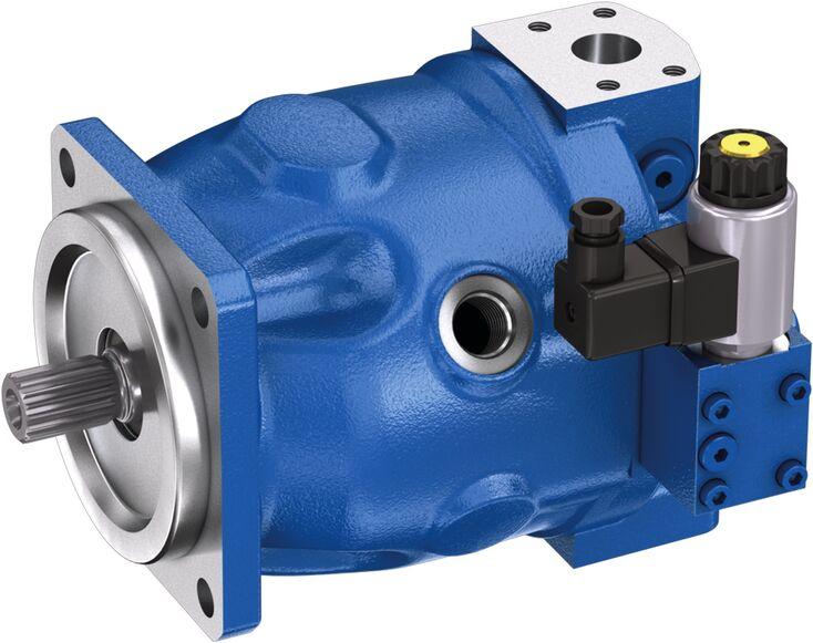 rexroth axial piston pump service manual