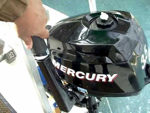 mercury 3.5 hp 4 stroke service manual