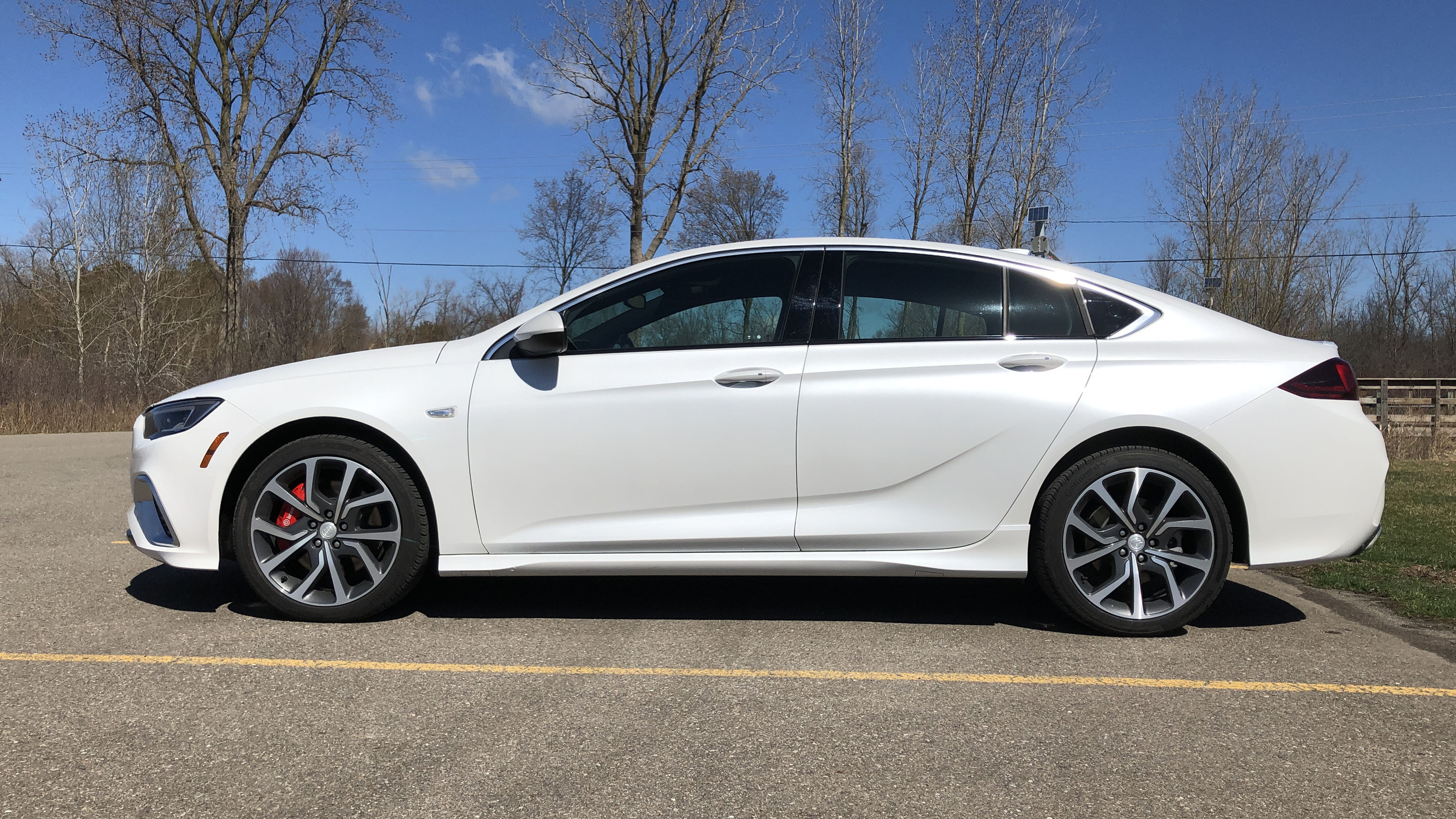 2019 buick regal owners manual