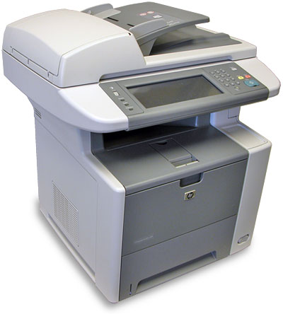 hp m3035 mfp service manual