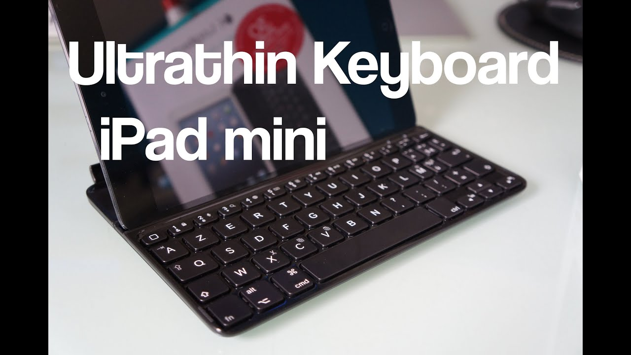 logitech ipad mini 2 keyboard manual