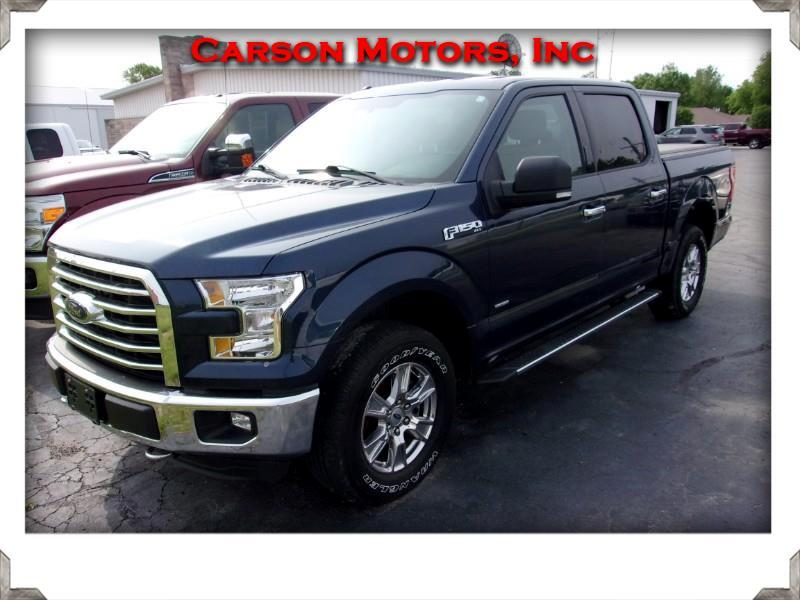 2016 ford f 150 xlt owners manual